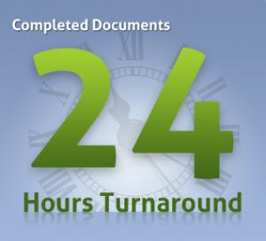 24-Hour-Turnaround